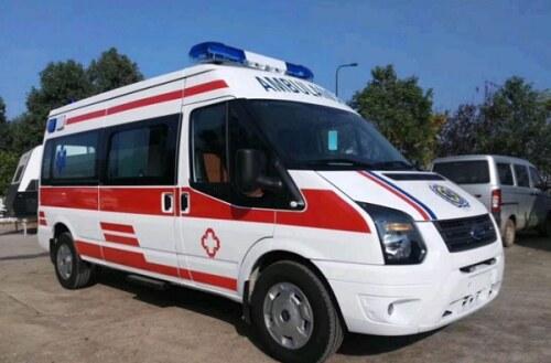 c1驾驶证能开救护车吗
